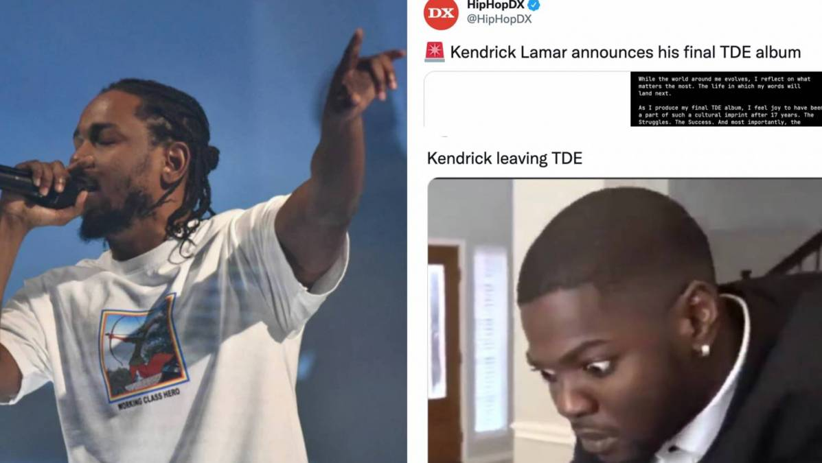 Kendrick Lamar Fans Torn Over TDE Departure Demand Black Hippy Album