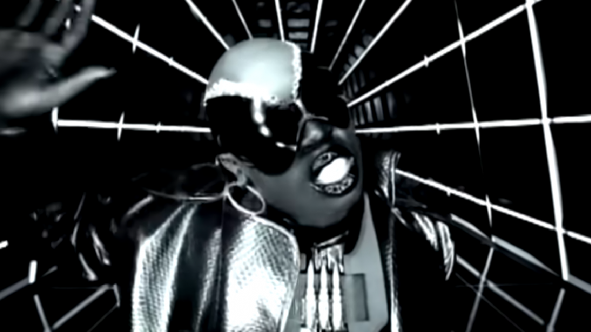 Missy Elliott Shares Behind-The-Scenes Footage Of Iconic 'She's A Bitch' Music Video