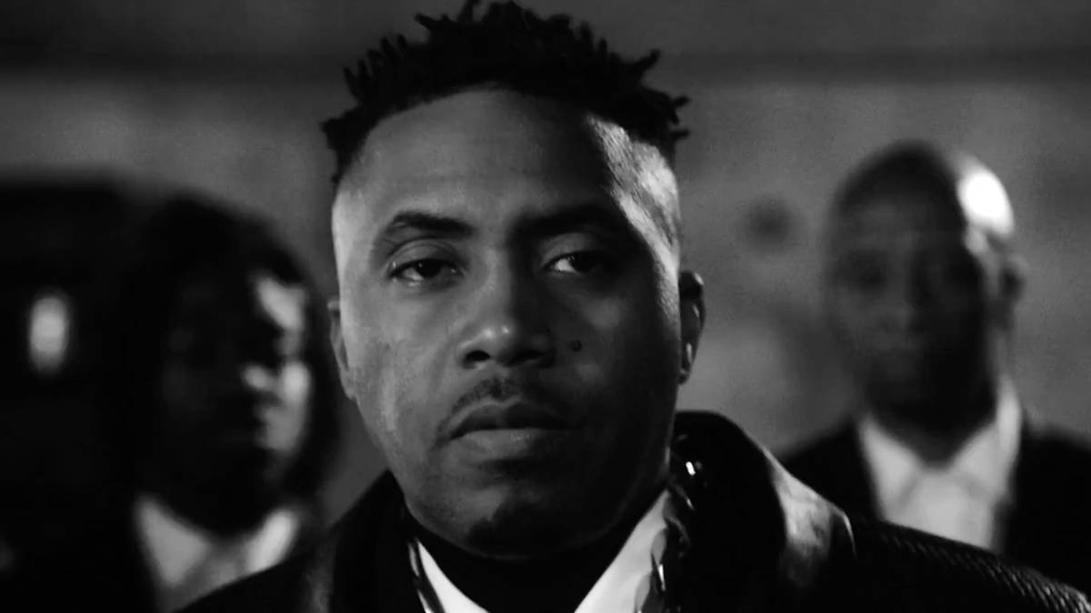 Nas Is The New Co-Owner Of Escobar Cigars