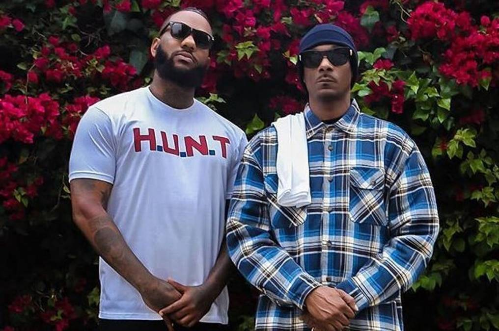 Snoop Dogg & The Game Diss The Milk Crate Challenge Heavy