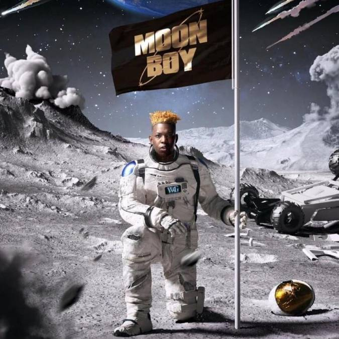 Yung Bleu Takes Crater-Sized Radio Ploys On Star-Studded 'Moon Boy' - To Mixed Results