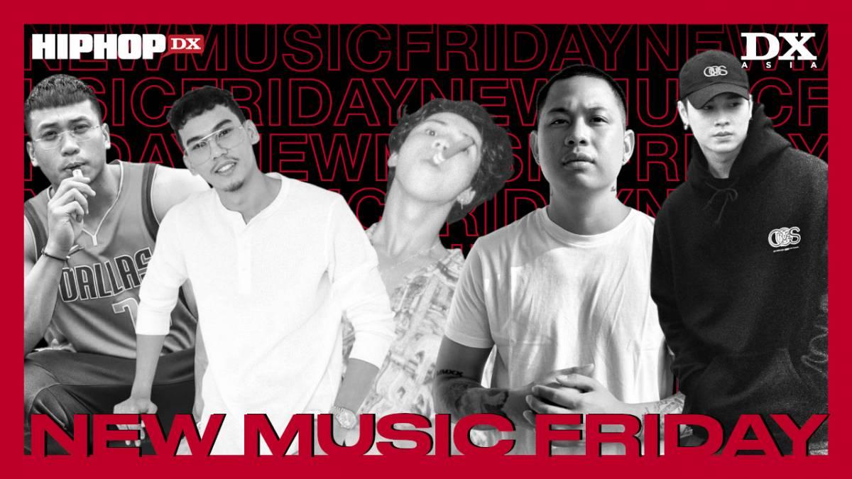 New Music Friday – Fern., OSN, Ben Utomo, NOKI & MK