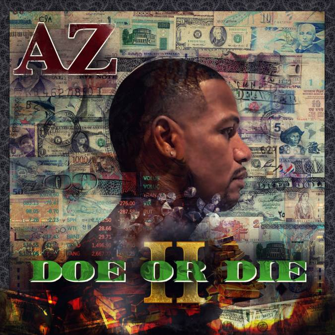 AZ Re-Envisions His Rap Era On 'Doe Or Die II' Album - Even Without Nas Feature