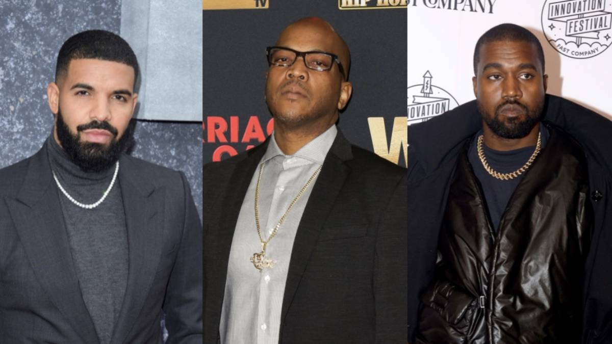 Styles P Gives Hilariously Honest Opinion On Kanye West Vs. Drake Beef