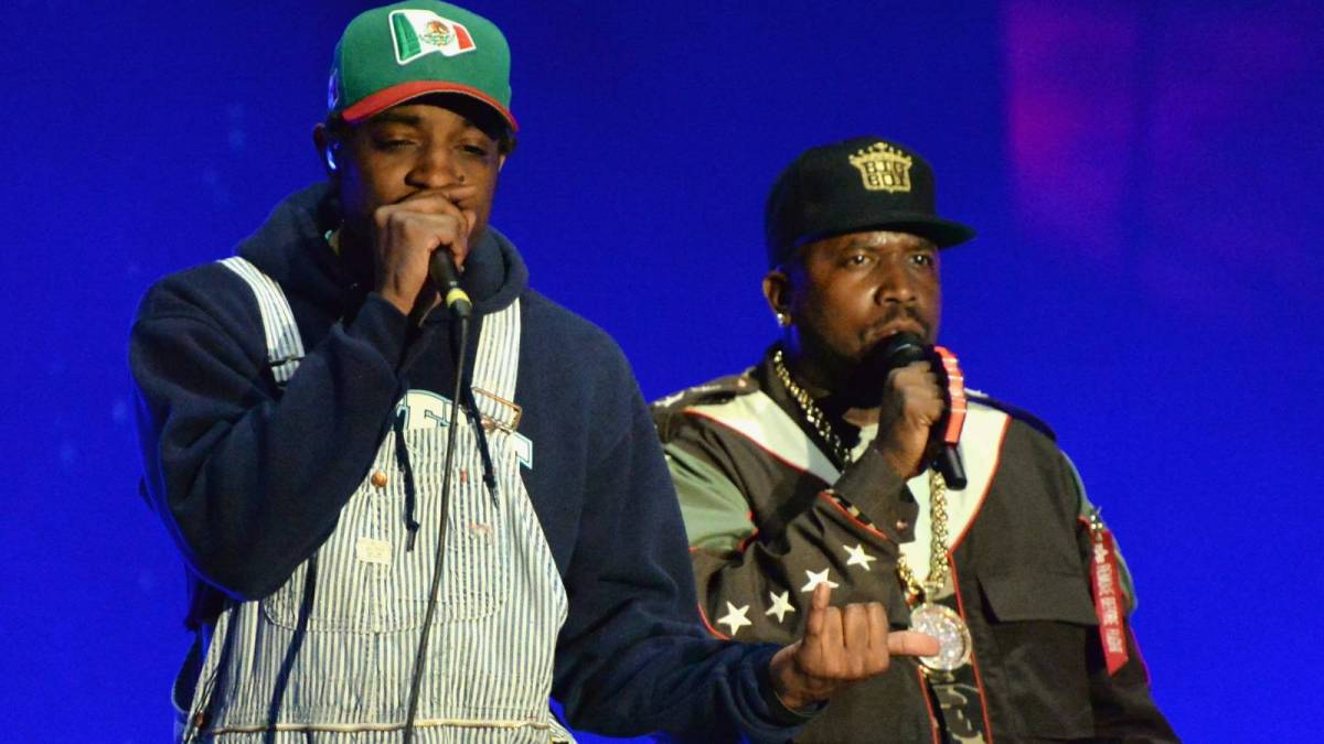 André 3000 Says He'd Work With JAY-Z, Kendrick Lamar, Tyler, The Creator + Lil Baby — But What About Big Boi?