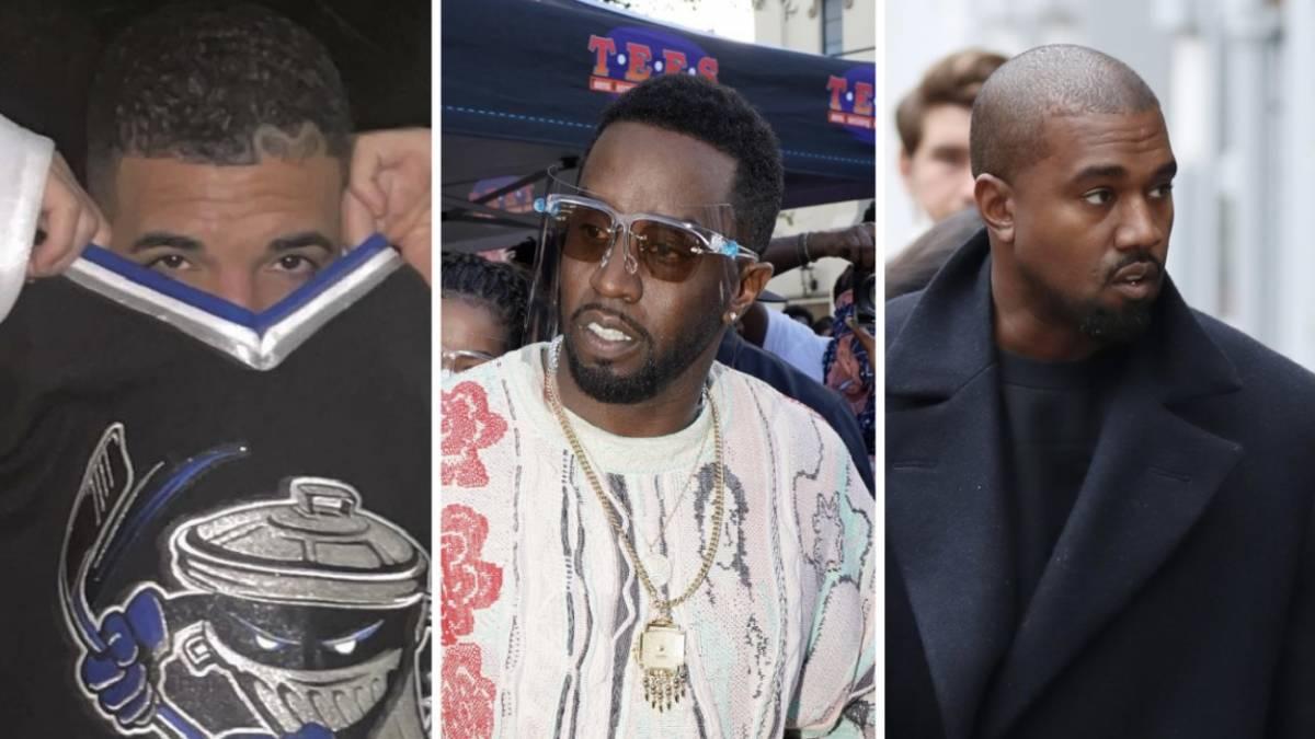 Diddy Praises Drake & Kanye West Instead Of Choosing Sides