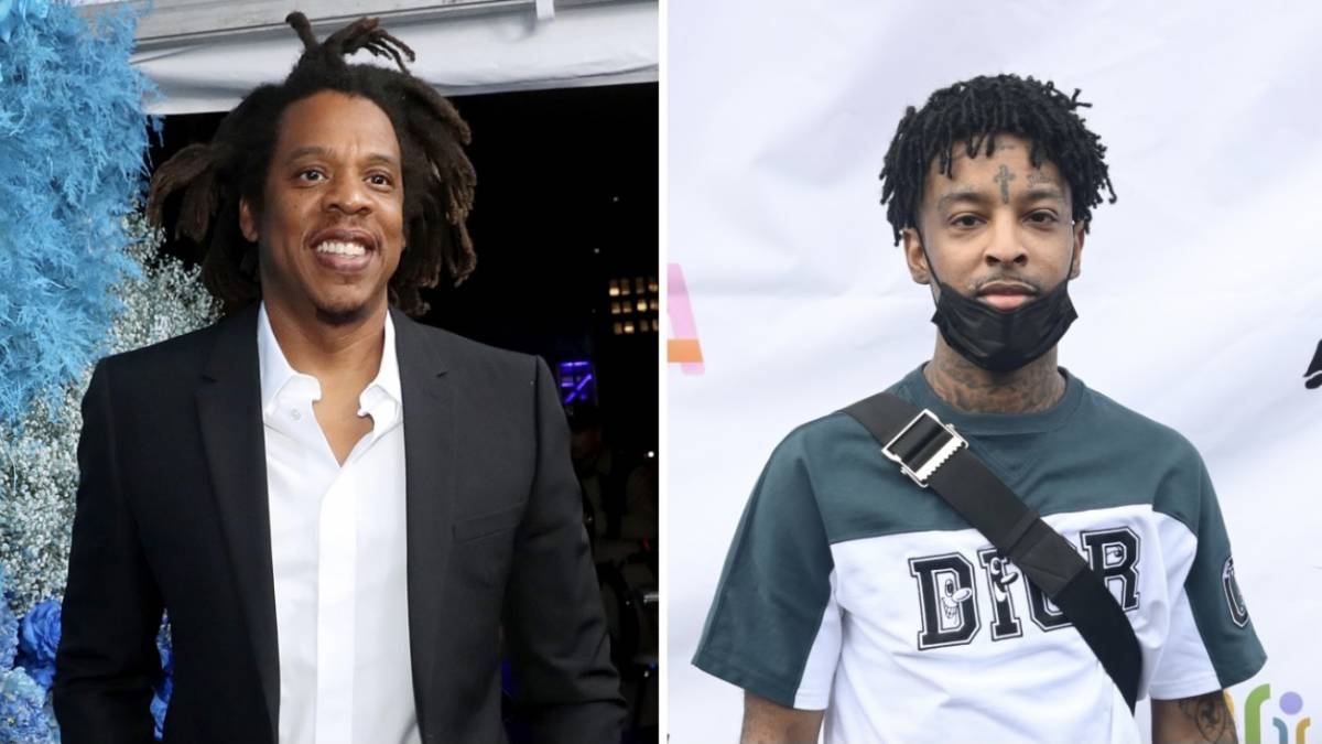 21 Savage Says He'll Get $500K, Dinner & A Collab With JAY-Z