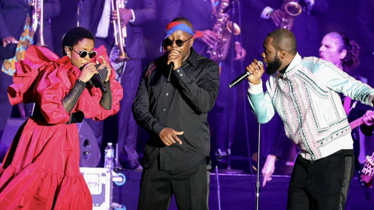 The Fugees Host Pop-Up Concert In NYC: The 5 Best Moments
