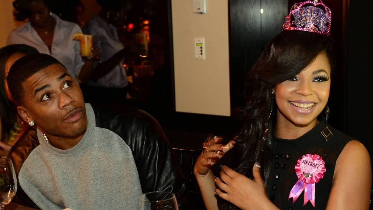 Ashanti Addresses Reconciliation Rumors With Ex Nelly Following Fat Joe + Ja Rule Verzuz
