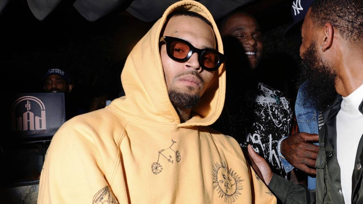 Chris Brown Gives His Take On The Haitian Migrant Crisis In Texas.