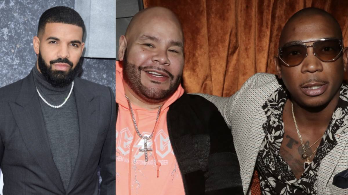 Fat Joe Sparks Debate After Calling Ja Rule The Drake Of His Era