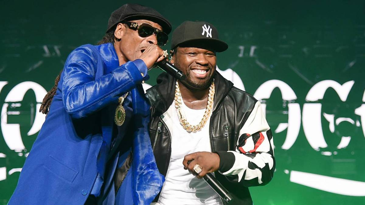 50 Cent Explains How He Cast Snoop Dogg In 'BMF' Series