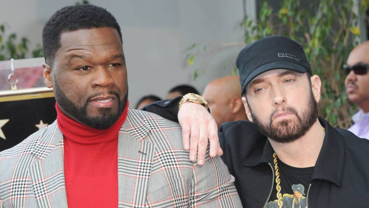 50 Cent Recalls Eminem's 'Terrible Experience' Filming '8 Mile'