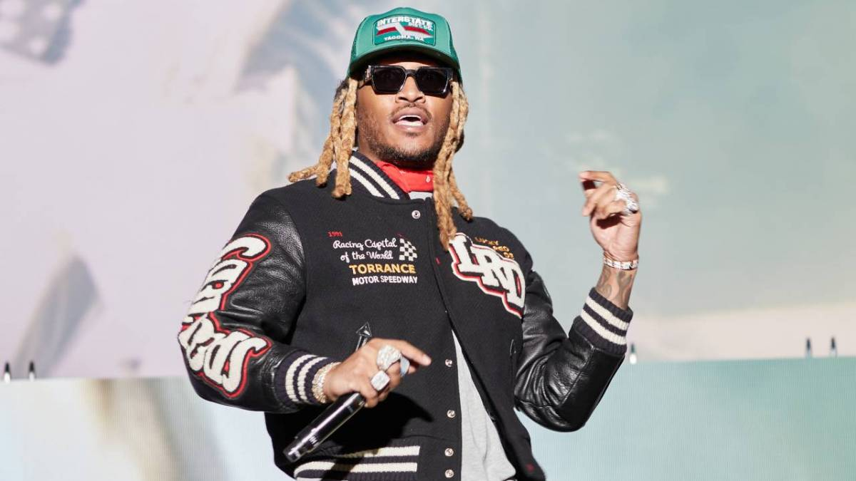 Future Finally Matches Desiigner On The Hot 100 Chart Following 'CLB' Look