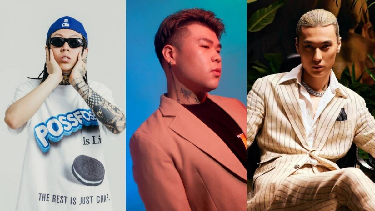 Higher Brothers' Psy.P And KnowKnow Team Up With Ty. For NFT Video, 'Phuket'