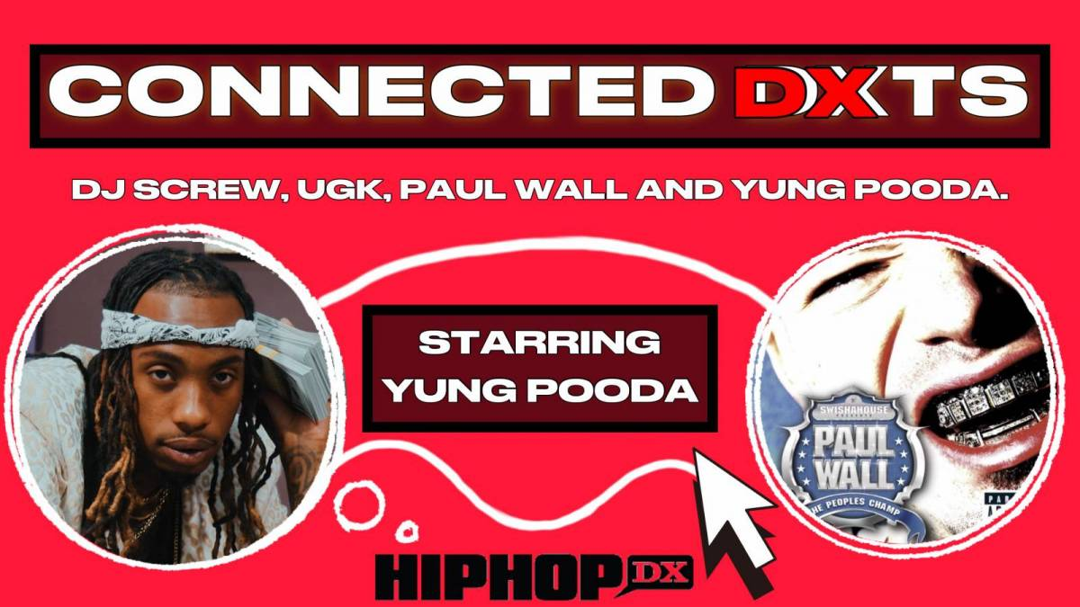 UGK Influenced The Hustle Yung Pooda Used To Work With Paul Wall