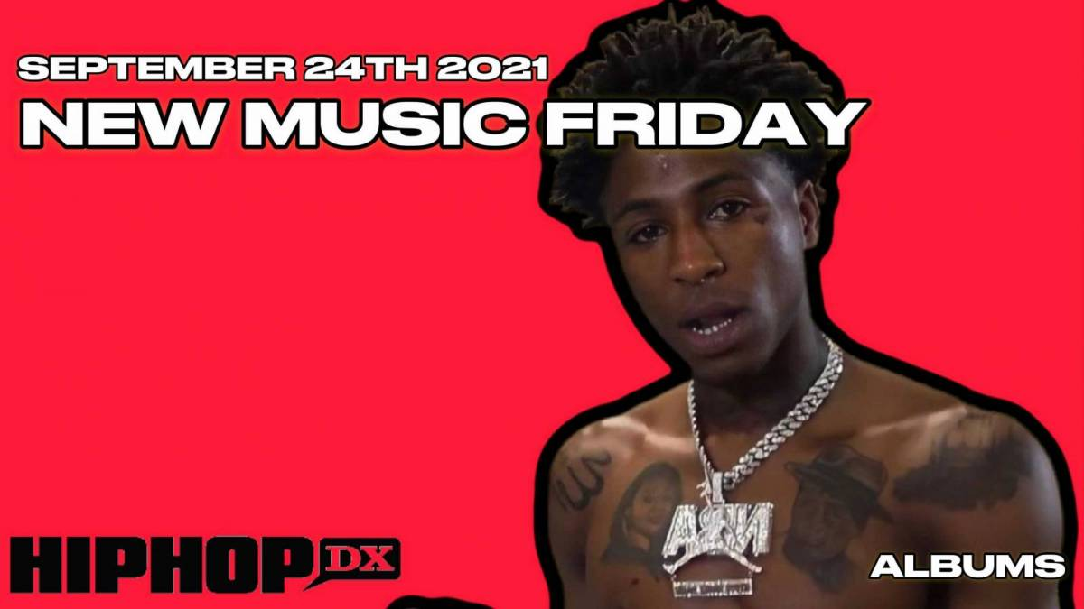 New Music Friday - New Albums From YoungBoy Never Broke Again, Lakeyah & DJ Drama, G-Eazy + More