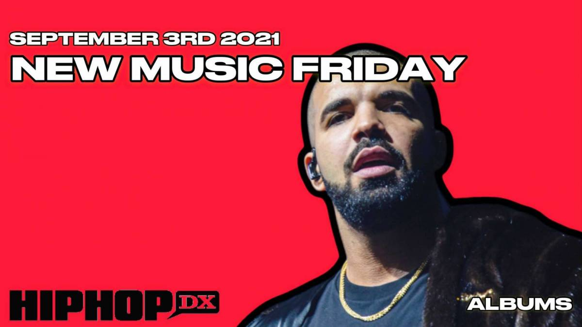 New Music Friday - New Albums From Drake, Soulja Boy, Shy Glizzy + More