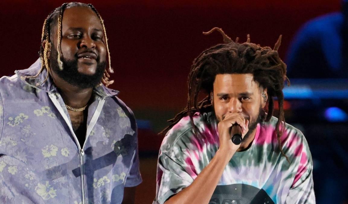 Bas Says J. Cole Makes Him Feel Like He's Been 'Slacking'