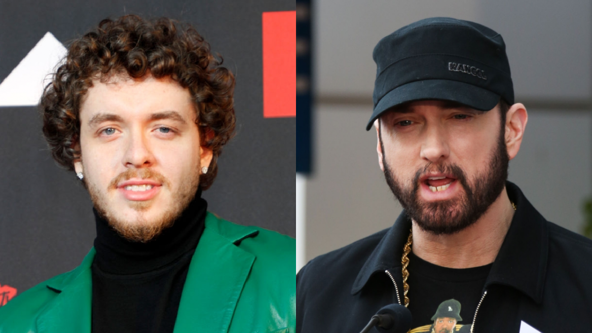 Jack Harlow Reveals What Eminem Said To Him In 'Special' Phone Call
