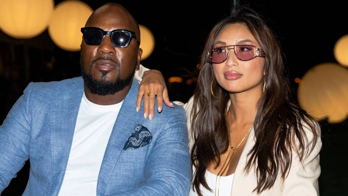 Jeezy & Wife Jeannie Mai Expecting 1st Child - 5 Months After Tying The Knot