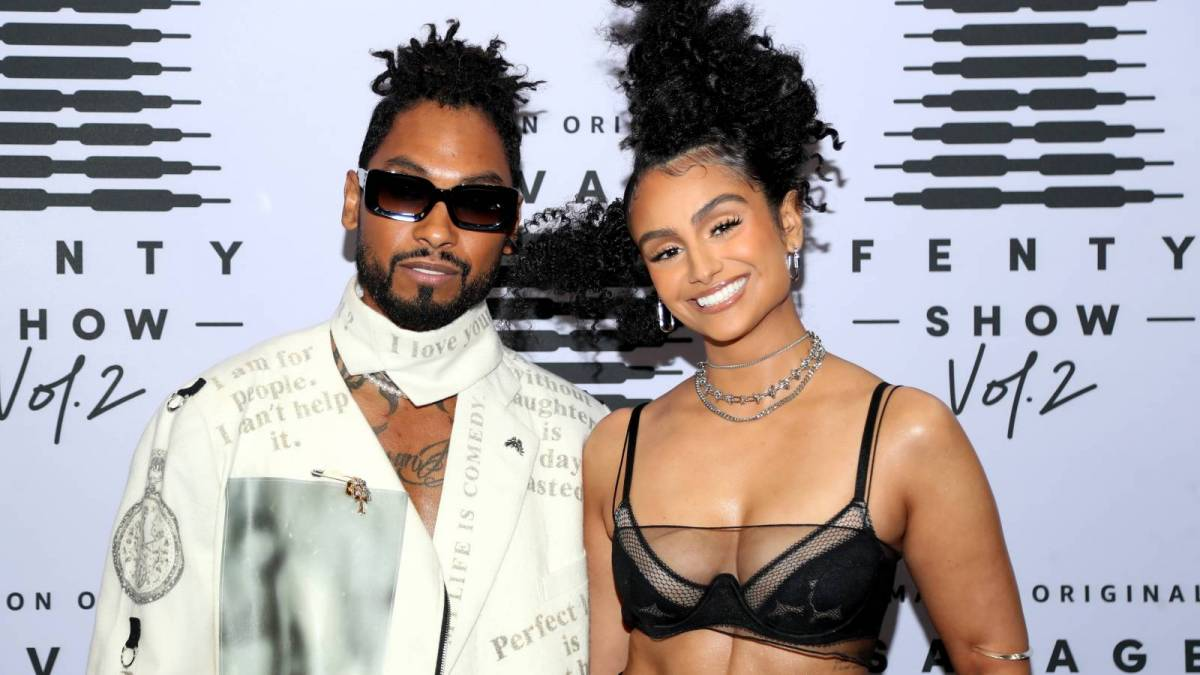 Miguel & Wife Nazanin Mandi Split After Almost 2 Decades Together