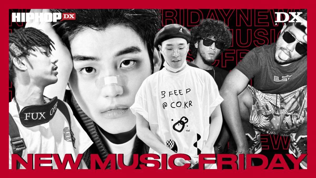 New Music Friday – SARAN, 'Feel The Rhythm Of Korea Part 1' & More