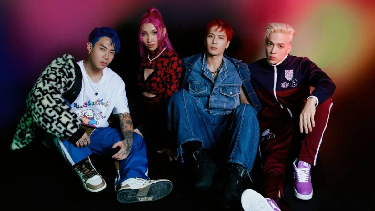 Jackson Wang Supergroup PANTHEPACK Drops 10-Track Debut Album, 'The Pack'
