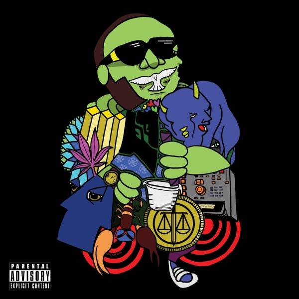 Benny the Butcher Raps With A Vengeance On Previously Unreleased Pyrex Picasso Album