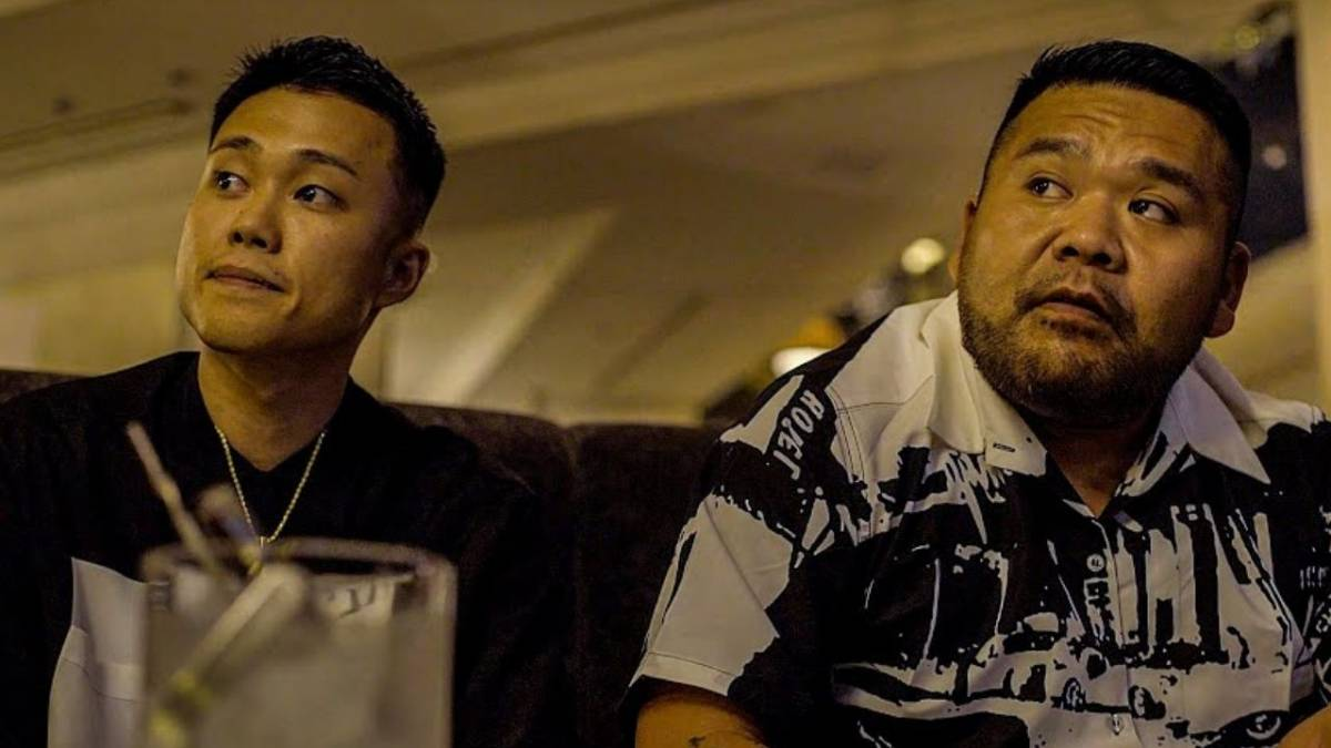 REAL-T Goes On A Covert Operation With KAN A.K.A. GAMI In 'Inspiration'