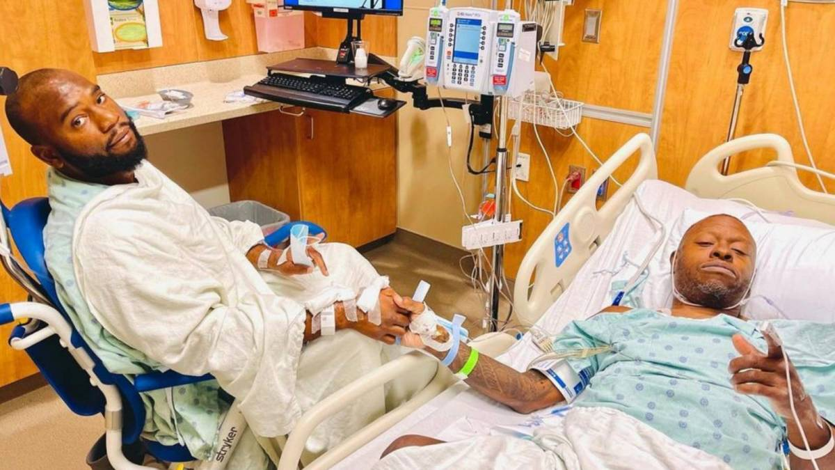 Scarface Shares Graphic Details About Kidney Surgery As He Credits Son With Saving His Life