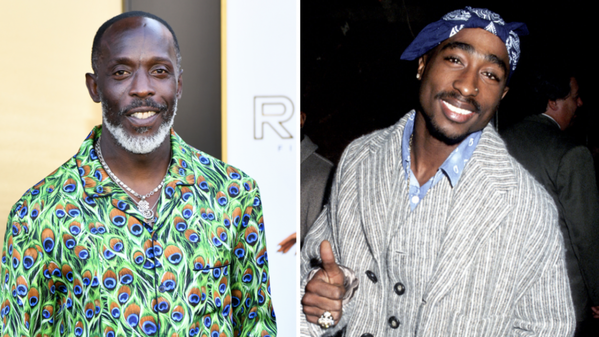 Michael K. Williams Once Revealed How 2Pac Helped Him Land His 1st Movie Role