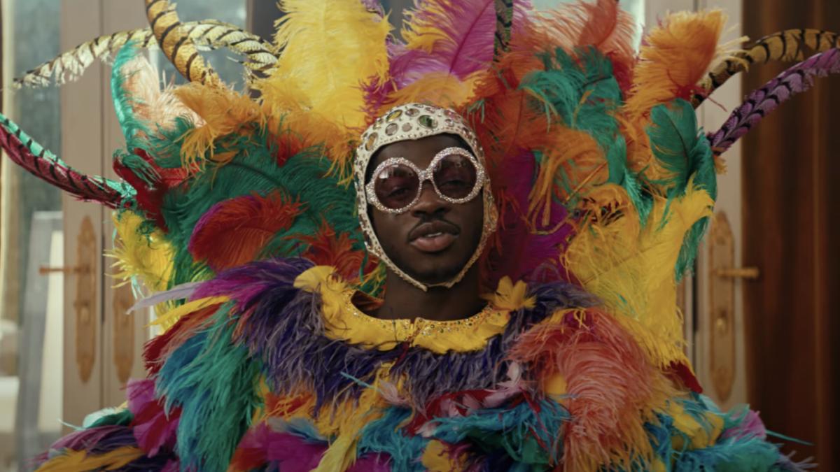 Lil Nas X + Elton John Star In Uber Eats Ad