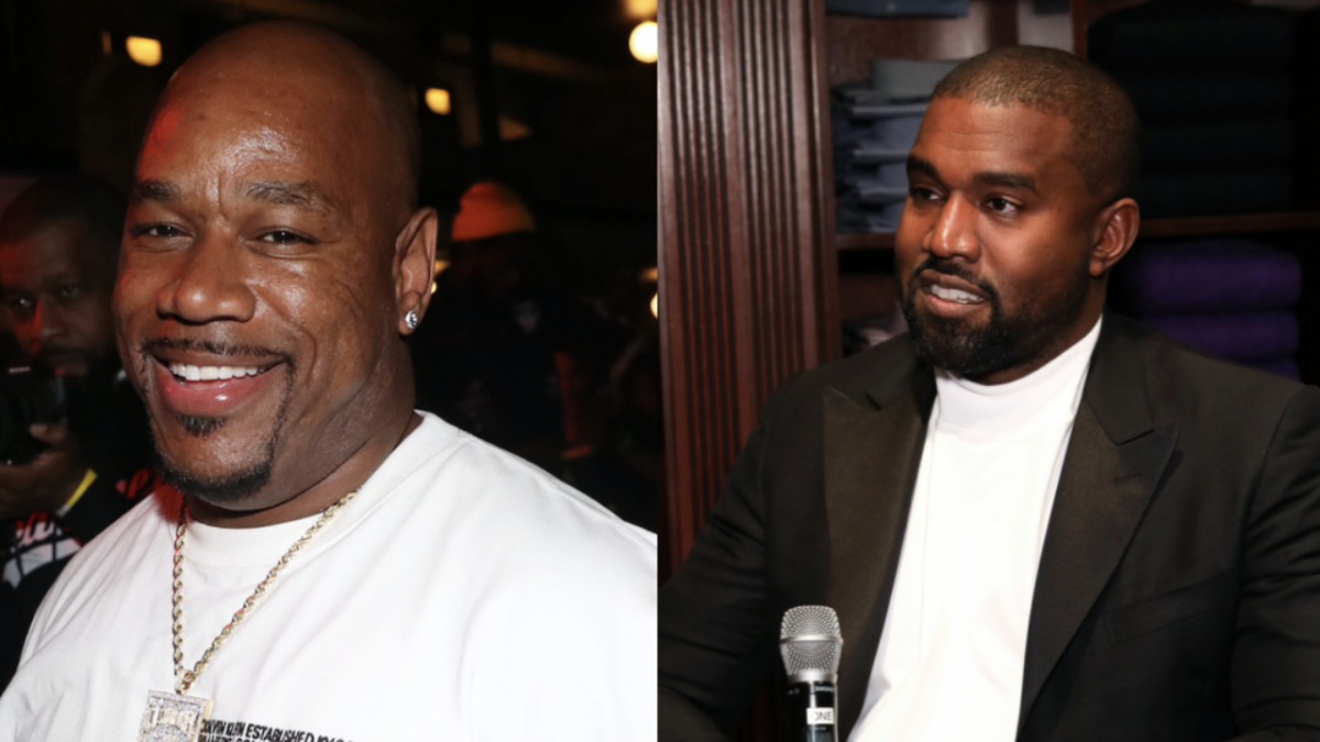 Wack 100 Claims He Spoke To Kanye West - & Will Be Sending Him Alleged Sex Tape