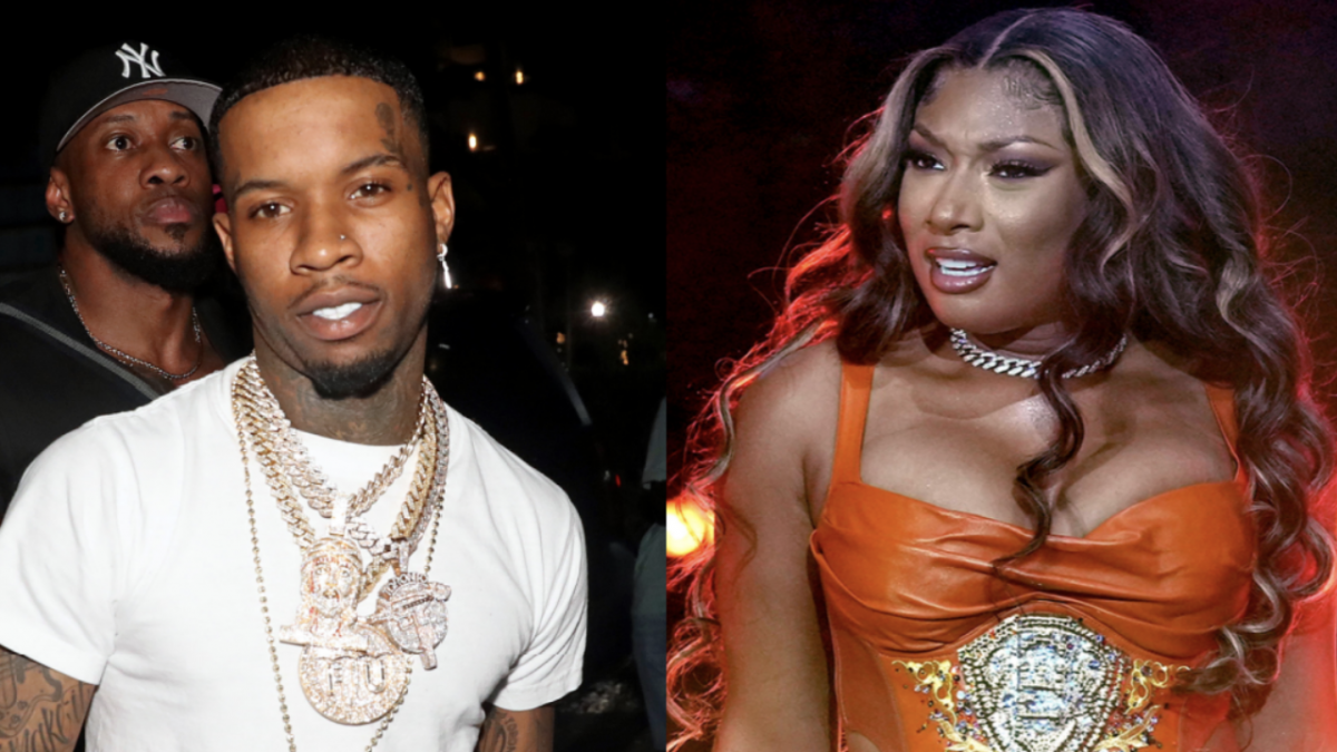 Tory Lanez Weighing Up Plea Deal In Megan Thee Stallion Shooting Case