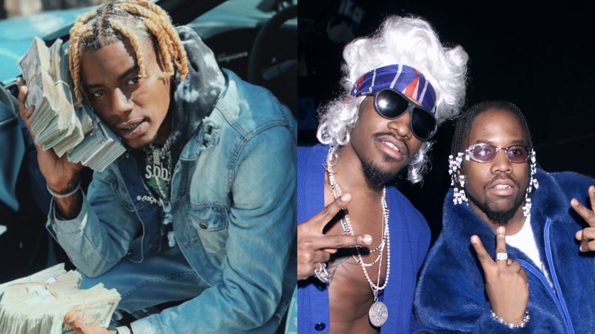 Both Outkast & Soulja Boy Hit The Video Game Market With Major Announcements