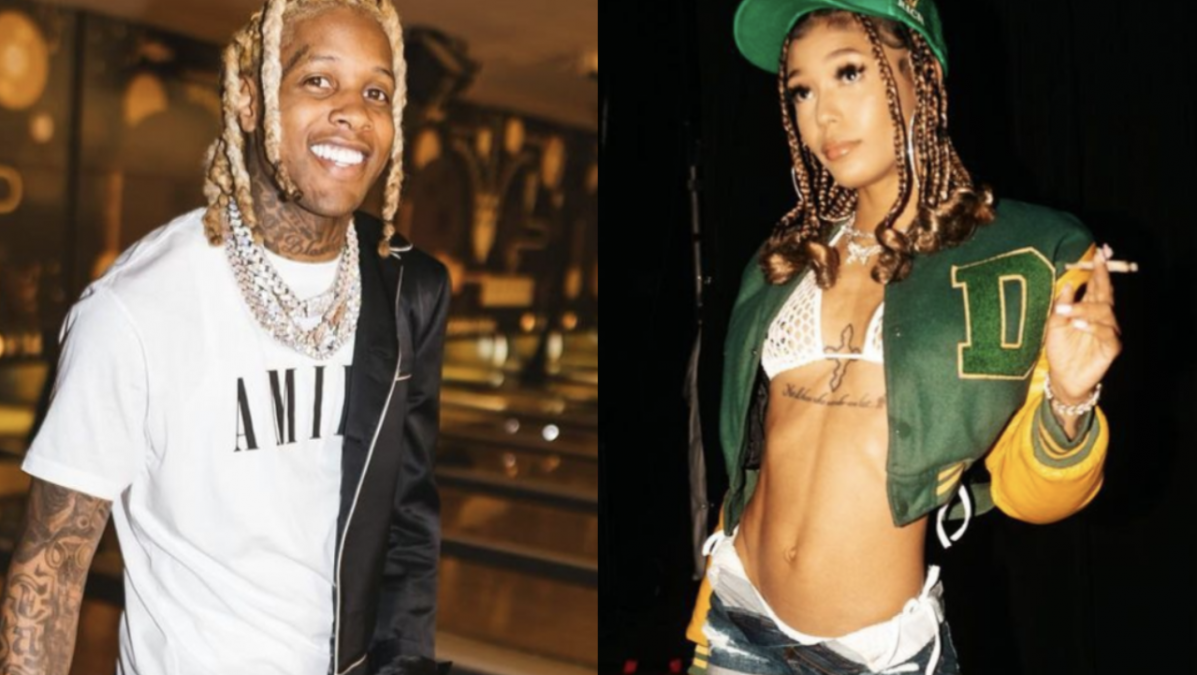 Lil Durk Revealed As 'The Voice' In Coi Leray's Ear For Her Platinum Plaque Motivation