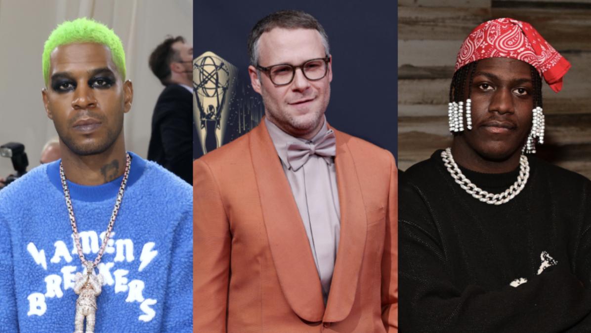 Kid Cudi & Lil Yachty Include Seth Rogen In Their Rap Collaboration Plans