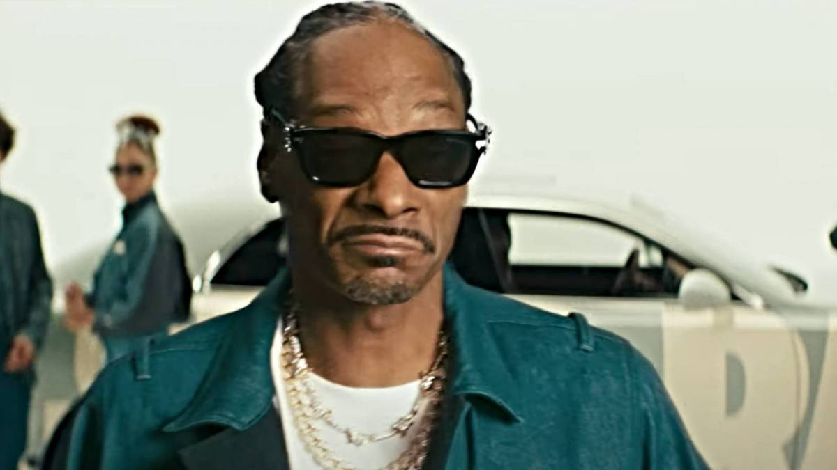Snoop Dogg Gets Another Ad Bag With G-Star Raw