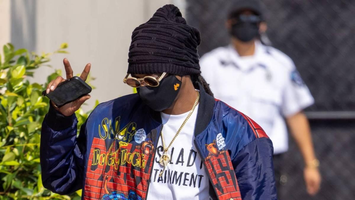Snoop Dogg Just Unveiled A Monster Alter Ego Secret