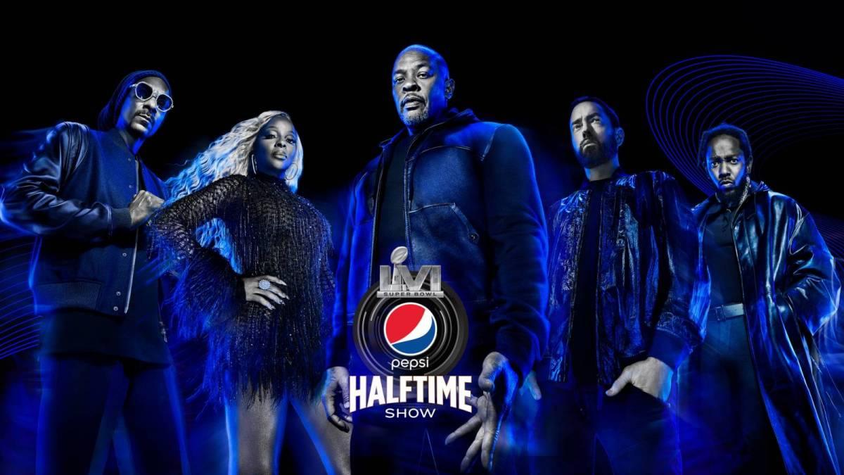Dr. Dre, Eminem, Snoop Dogg, Mary J. Blige & Kendrick Lamar Booked For Super Bowl LVI Halftime Show