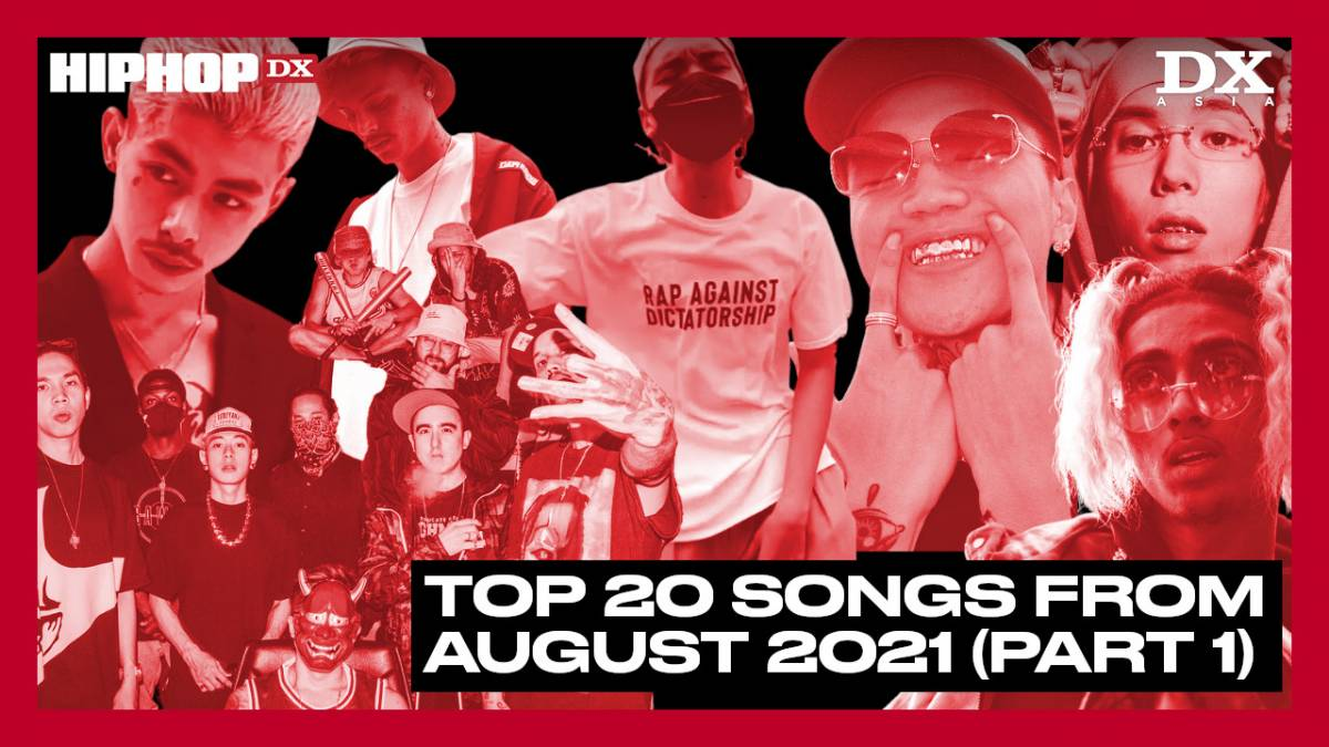 Top 20 Songs From August 2021