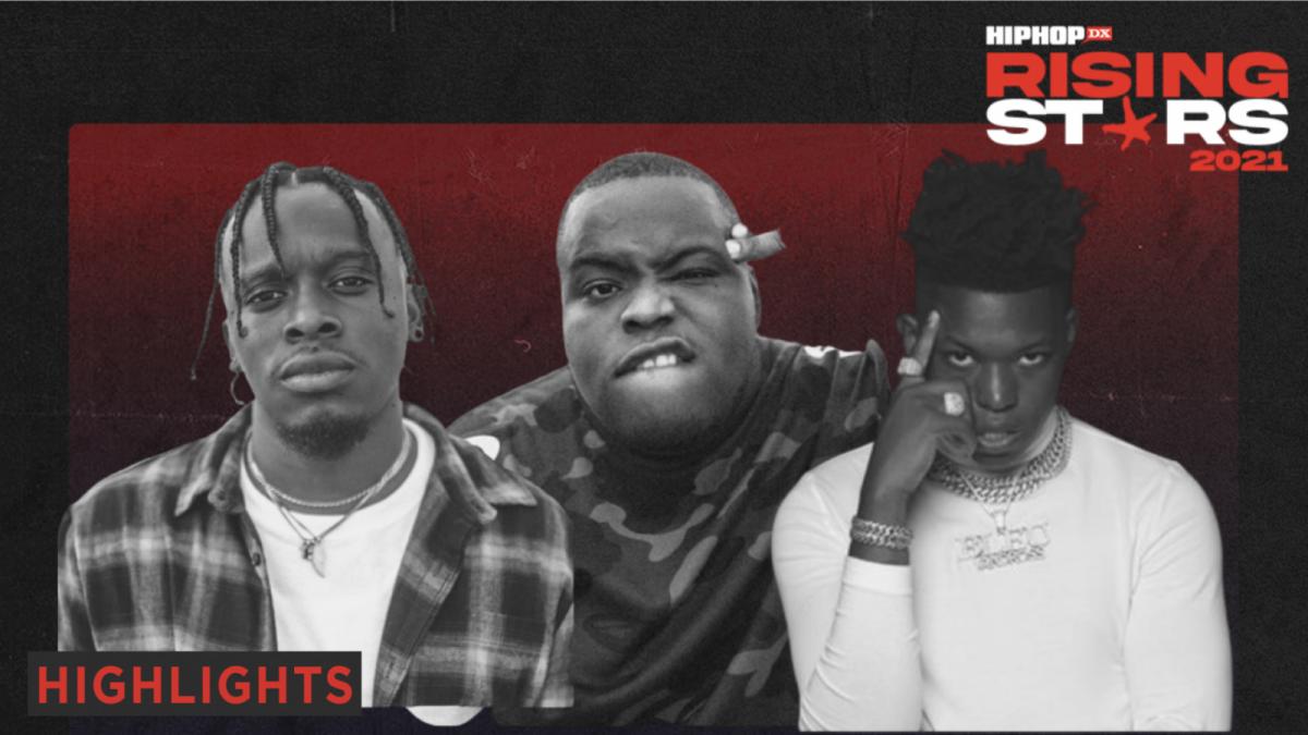 BLEU, Morray, Blxst + More Receive 2021 BET Hip Hop Awards Nominations
