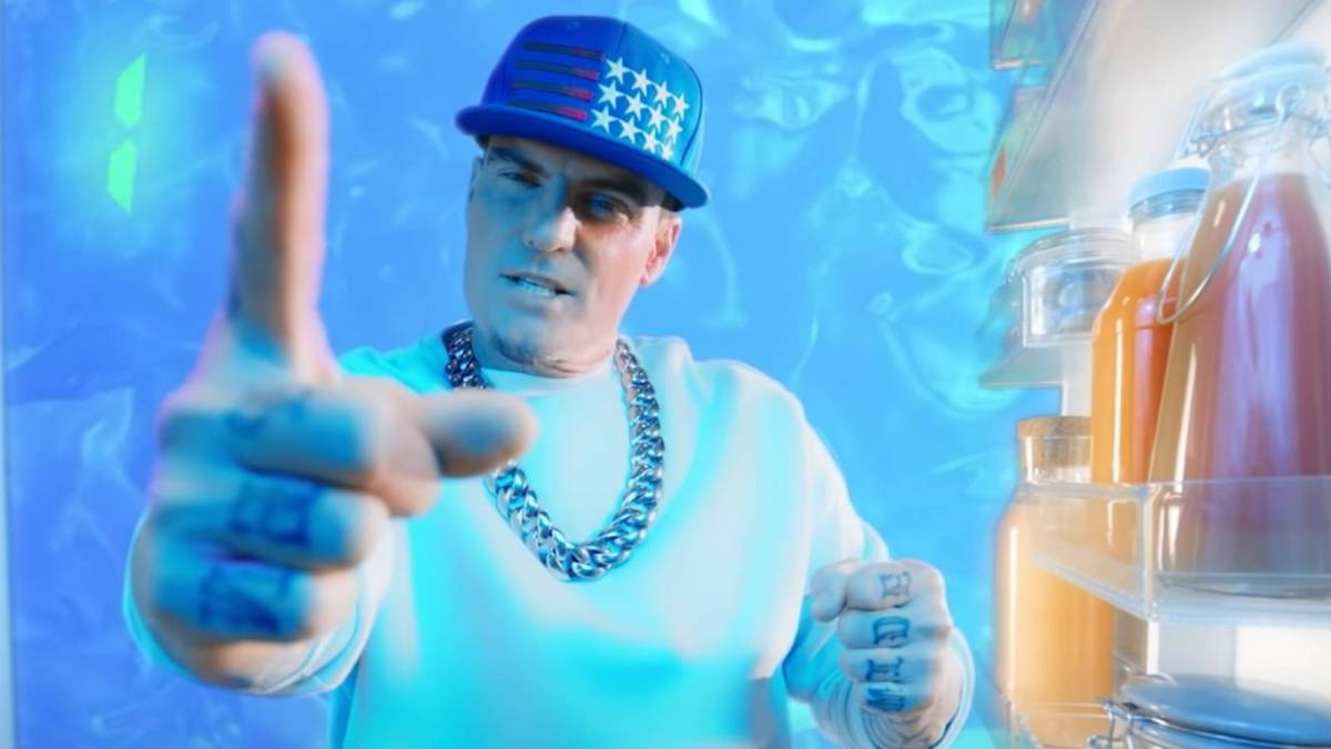 Vanilla Ice Remixes 'Ice Ice Baby' With Complicated Bars For Samsung Energy Ad