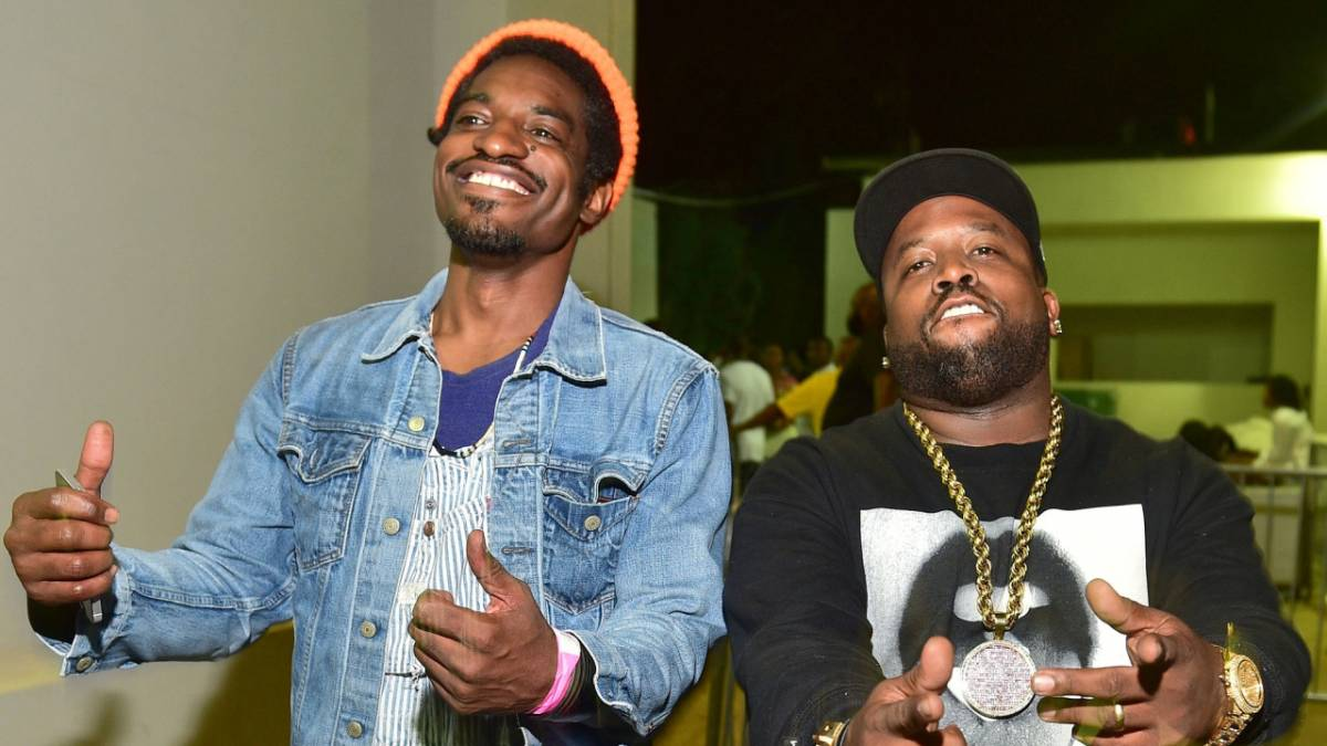 André 3000 & Big Boi Spark Outkast Reunion Rumors After Attending College Football Game