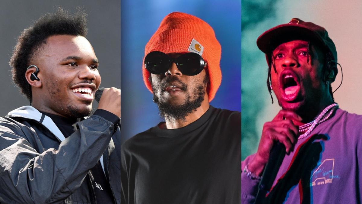 Baby Keem Taps Kendrick Lamar, Travis Scott + Don Toliver For 'The Melodic Blue' Tracklist