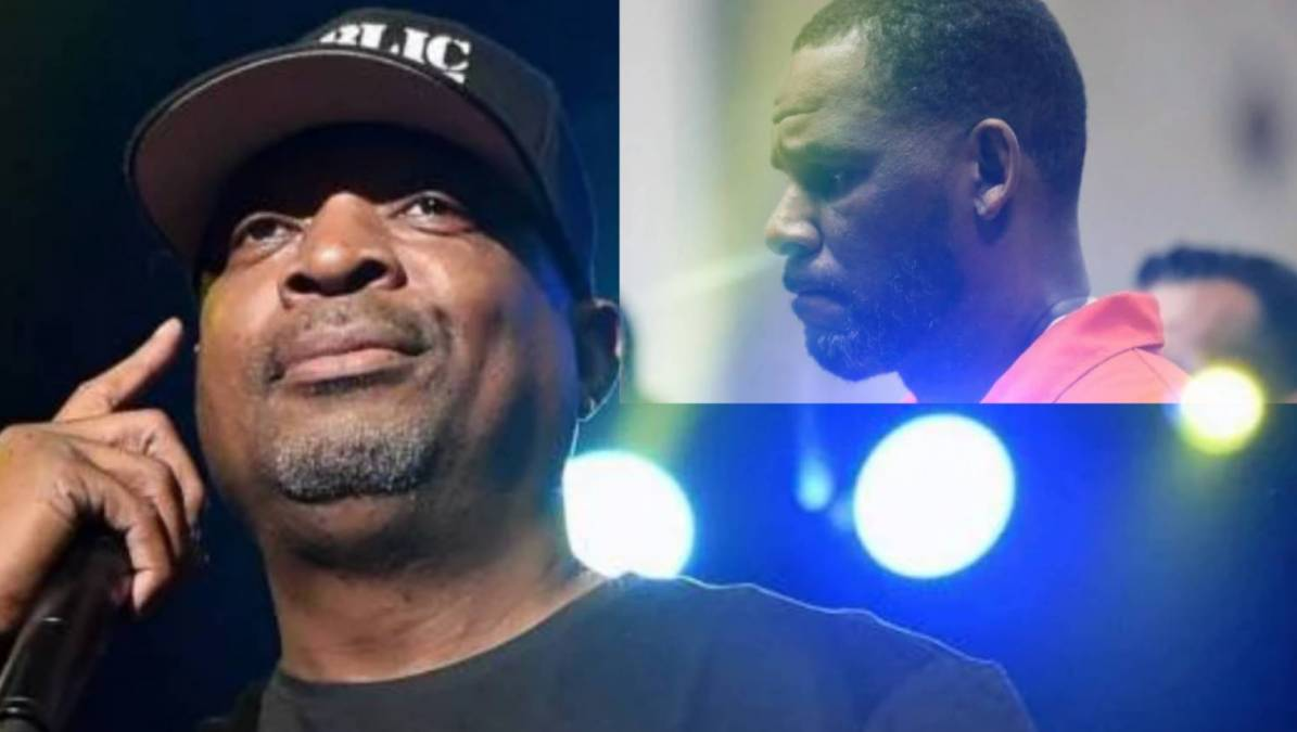 Chuck D Becomes Twitter Public Enemy With R. Kelly Debate: 'It's Not A Sympathetic Question'