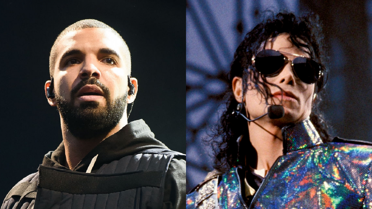 Billboard Sets Off Drake Vs. Michael Jackson Debate - With Numbers To Back It Up
