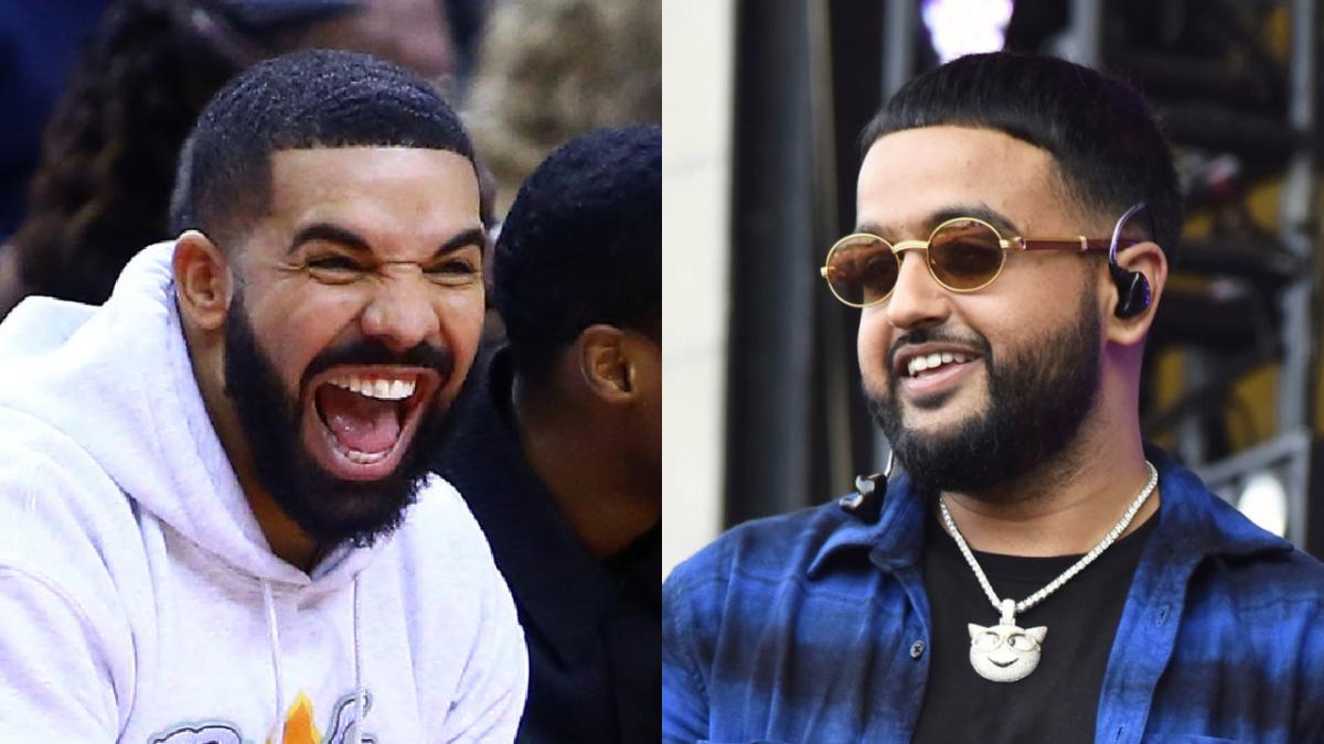 Drake & NAV Troll Each Other In Hilarious Lookalike Instagram Exchange