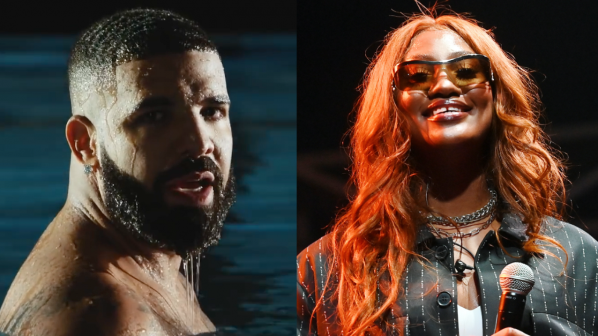 Drake & Nigerian Singer Tems Have Another Collaboration Lined Up